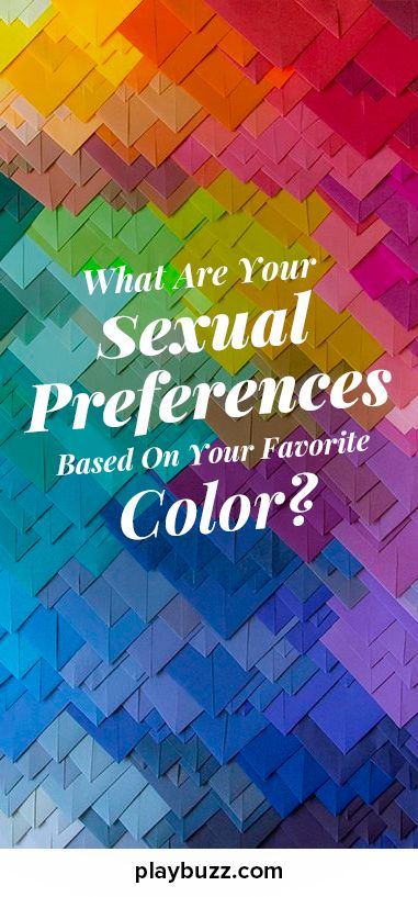 What is my sex personality quiz