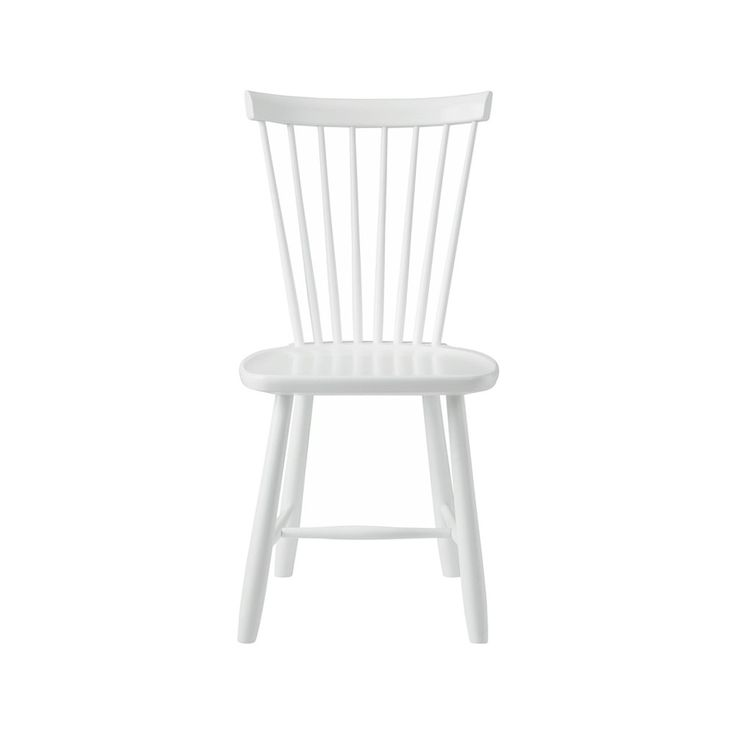 Lilla Åland stol - vit
