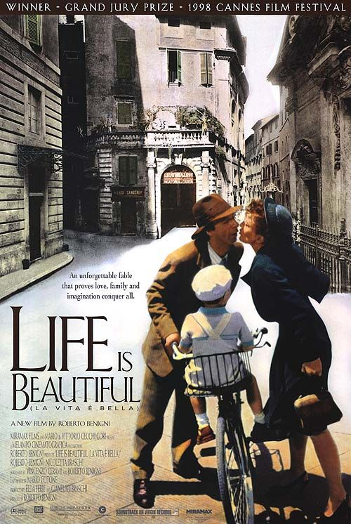 One of my favourite films - Life is beautiful