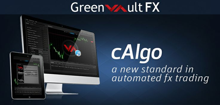 Greenvault #FX's #cAlgo algorithmic platform allows you to build your own #trading robots and #trade with automated scripts. It is introduced to reduce manual intervention to a great extent with tremendously speedy execution.