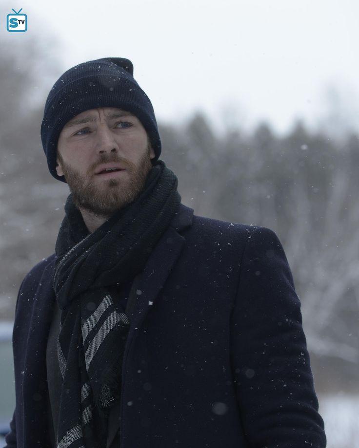 Jake McLaughlin as Ryan Booth. Quantico