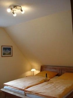 Ferienhaus Sanddorn - Schlafzimmer
