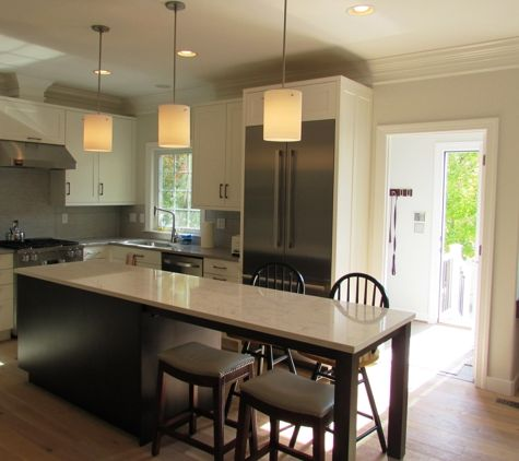Kitchen remodel in the Kentlands by Talon Construction in ...