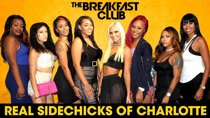 Making a way out of no way, the Real Sidechicks of Charlotte are back in the media. The group appeared on The Breakfast Show recently to talk about… something? The show hasn't been picked up by any network, but that hasn't stopped these woman from talking about it. Lil Duval joined the hosts today and …