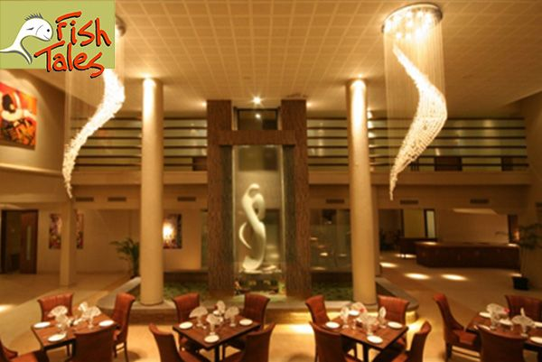 FishTales gives you a perfect ambiance for fine dining !