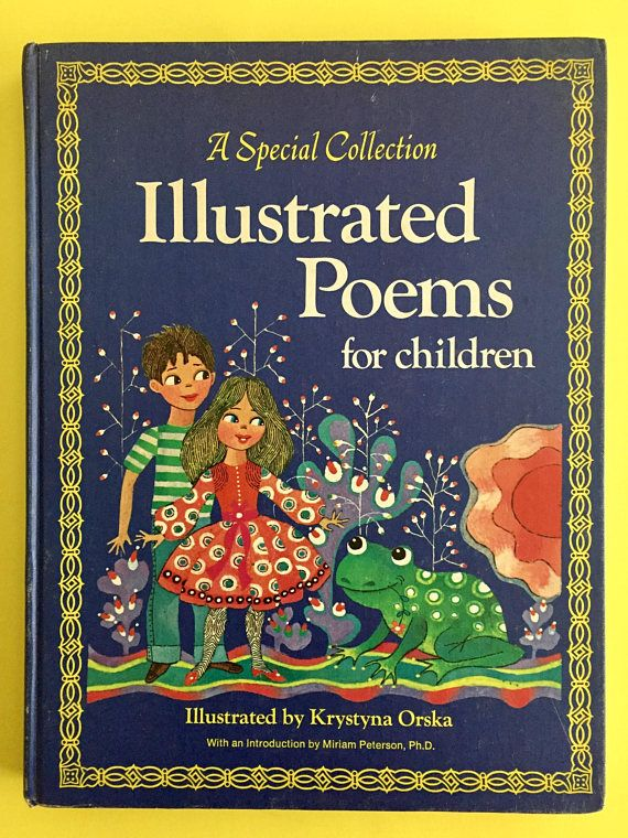 1973 A Special Collection: Illustrated Poems for Children