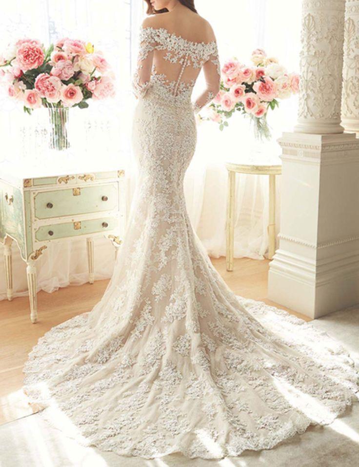 29 best every girl has a wedding dream images on pinterest for Amazon designer wedding dresses