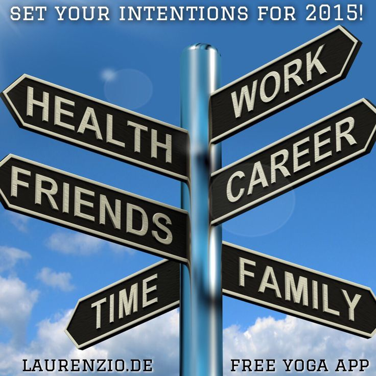 Don' forget to set your intentions for 2015! English: Happy New Year! The happiness of life is not to count the birthdays, but the unforgettable moments. Two seats have become vacant for my workshop today Visualize 4 pm. Visualize your Sankalpa (Intention) for the new year and maybe i'll see you later doing Yoga, Reiki and Yoga Nidra with me :-). Ciao Laurenzio Vergesse nicht deine Ziele für 2015 zu setzen! Deutsch: Happy New Year! Das Glück des Lebens liegt nicht darin die Geburtstage zu…