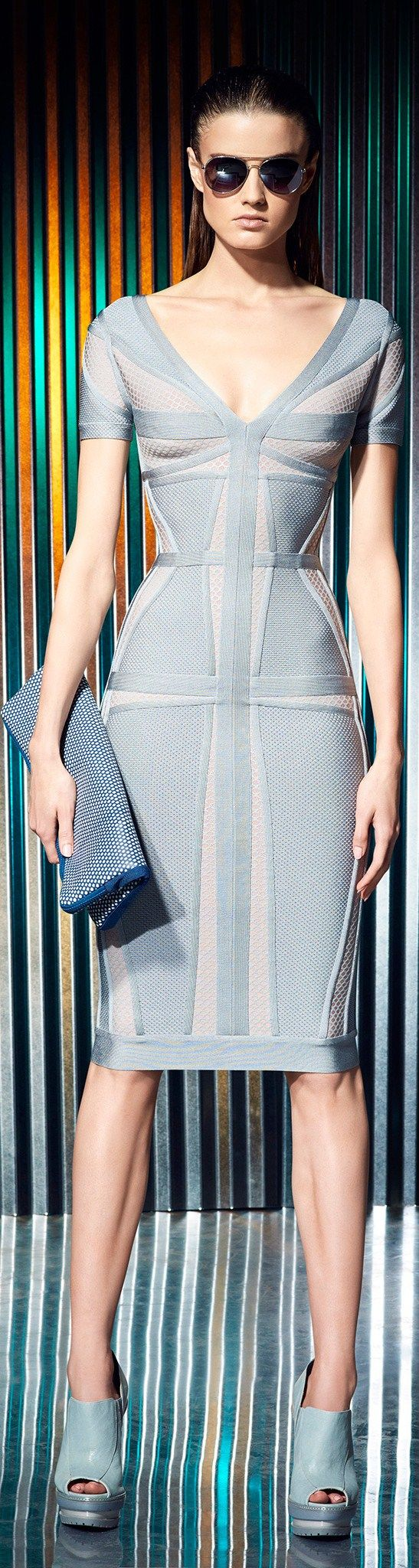 Hervé Léger by Max Azria ● RESORT 2014