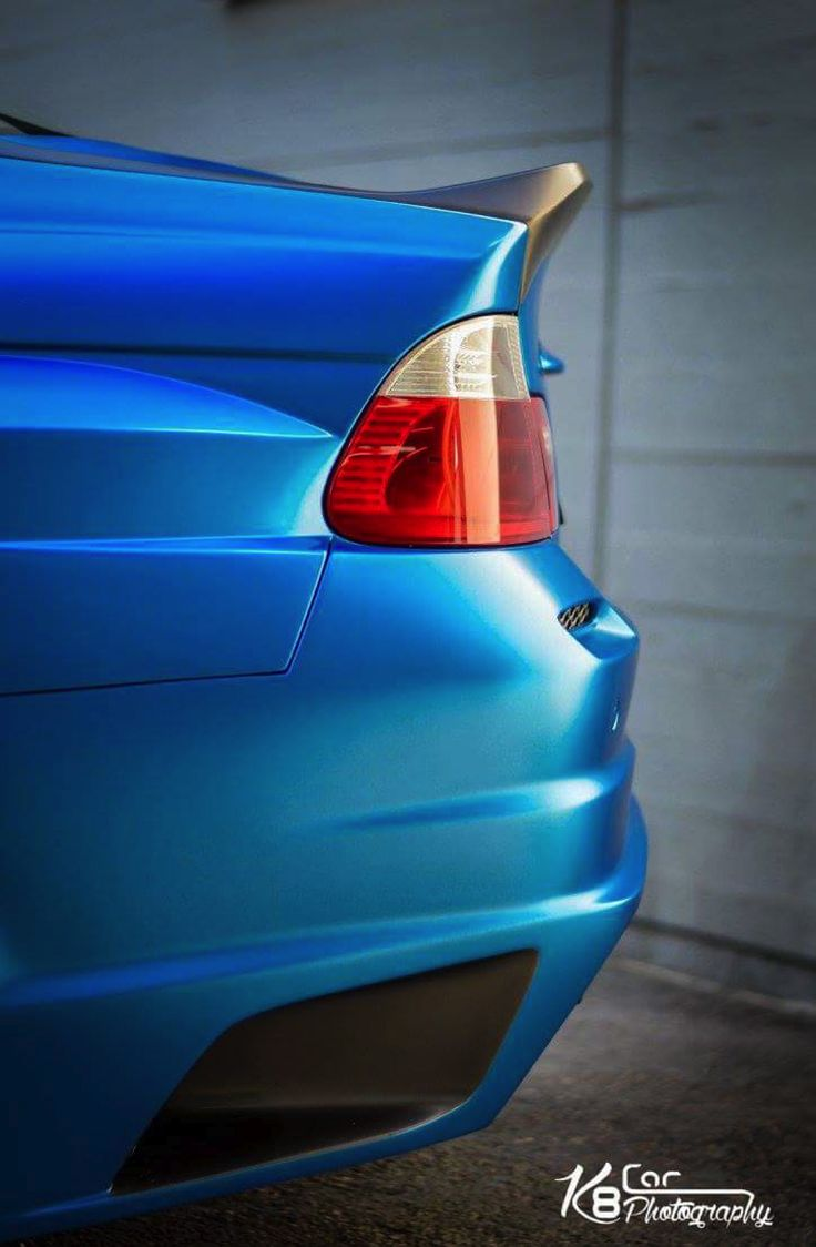 Rare widebody BMW E46 M3 HPF