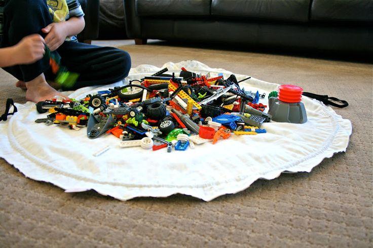make it perfect: .Lego Sack.