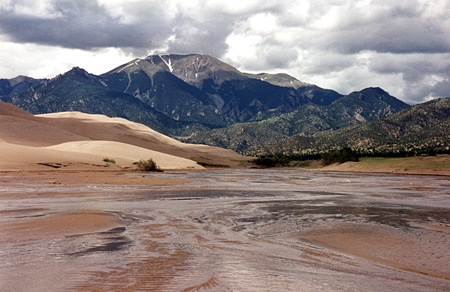 Great Sand Dunes National Park and Preserve, Mosca, Colorado