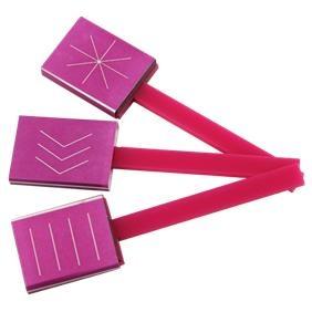 Magnetic Slice Set for 3D Nail Art Polish