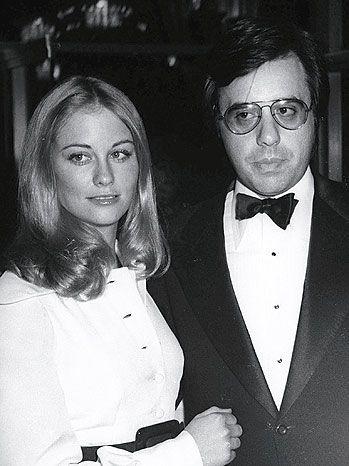 Cybill Shepherd & Peter Bogdanovich.