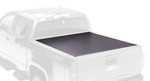 TruXedo 549801 Lo Pro QT Black Soft Roll-Up Tonneau Cover