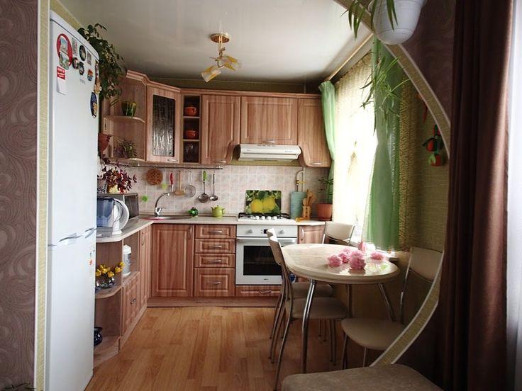 Как сделать маленькую кухню удобнее: 30 идей - День вдохновения