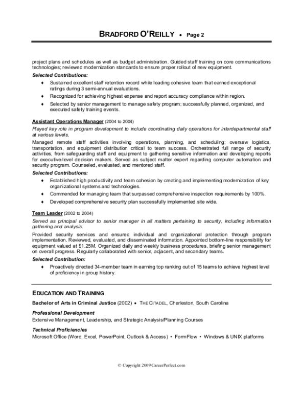 20 best Resume images on Pinterest Resume help, Resume tips and - boeing security officer sample resume