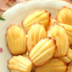 Recipe Picture:Classic Madeleines
