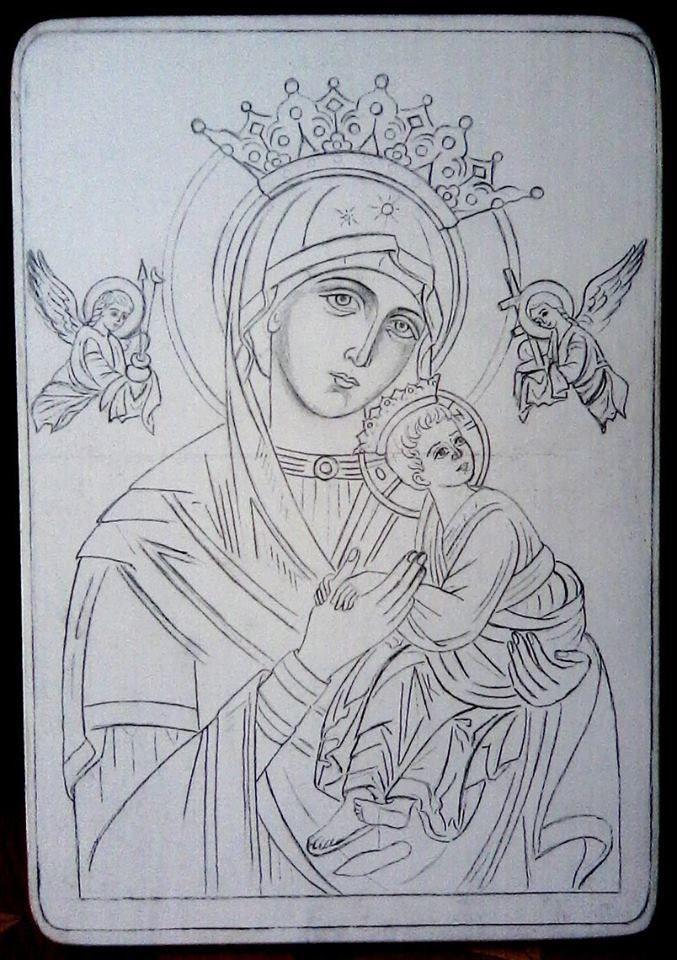 Moeder Gods van de Passie