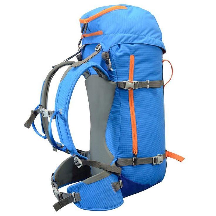 Sziklamászás, alpinizmus - SIMOND Sziklamászás, alpinizmus - JORASSES hátizsák, 40 l SIMOND - Hegymászó felszerelés BLUE