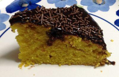 bolo de cenoura pequeno   Assado   Receitas Gshow
