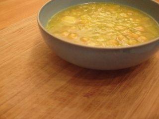 Soupe aux pois d'Émilie à la mijoteuse #recettesduqc #soupe #mijoteuse