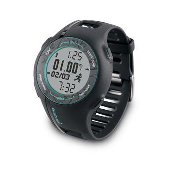 Garmin Forerunner 210 Teal GPS Sports Watch. Simple, no frills, helpful training intel!