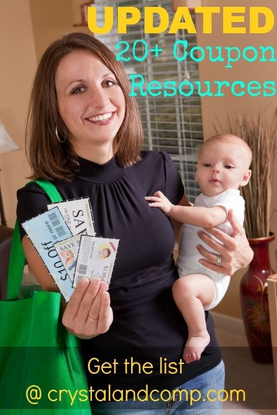 Non-extreme couponers - List of sites to get coupons and how to start couponing if you don't coupn you should.