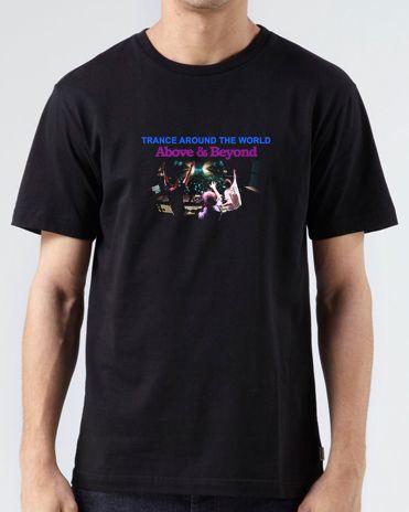 #AboveBeyond T-Shirt Trance Around The World Concert for men or women. Custom DJ Apparel for Disc Jockey, Trance and EDM fans. Shop more at ARDAMUS.COM #djclothing #djtshirt #djapparel #djclothes #djteeshirts #dj #tee #discjockey