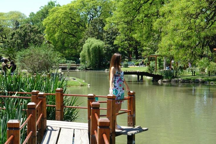 Jardín Japonés Buenos Aires