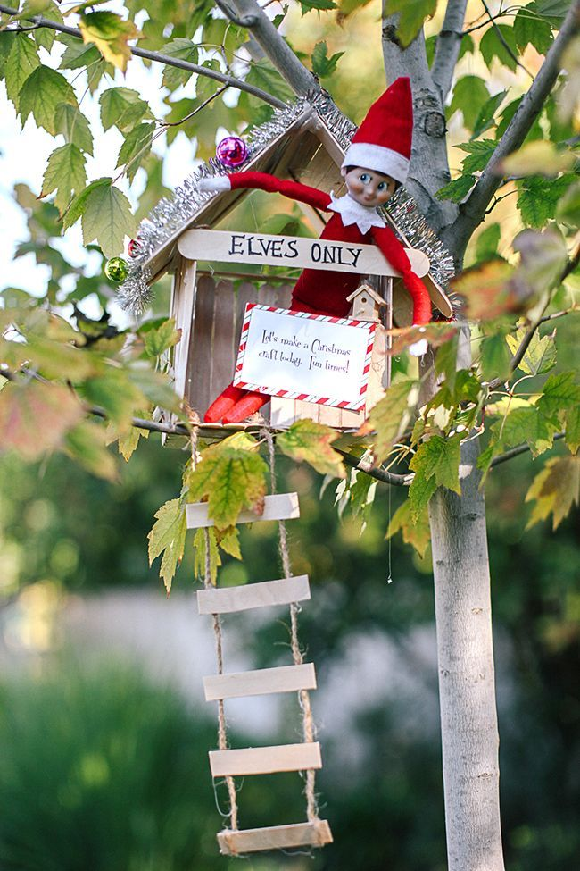 Love these printables to make Elf On The Shelf easy - with great ideas for fun Christmas activities and other cute notes from your elf.
