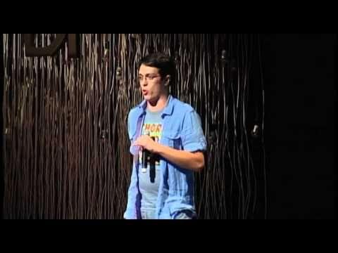 Diez cosas que aprendí de los videojuegos: Humberto Cervera at TEDxDF - YouTube