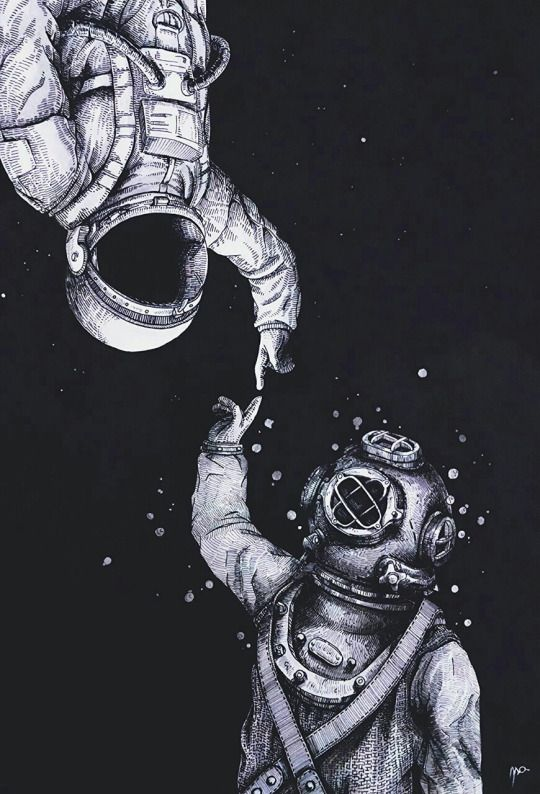 #tattoo #ink #astronaut                                                                                                                                                                                 More