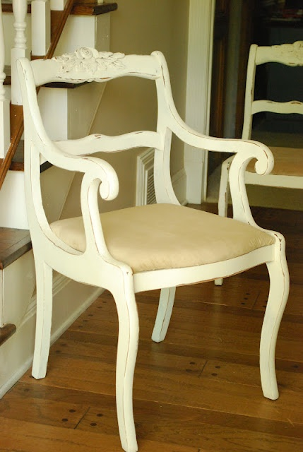 18 Best Images About Rose Carved Chair Make Overs On