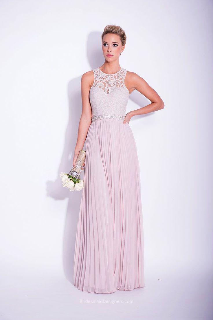 Mejores 29 imágenes de Pink Bridesmaid Dresses Online en Pinterest ...