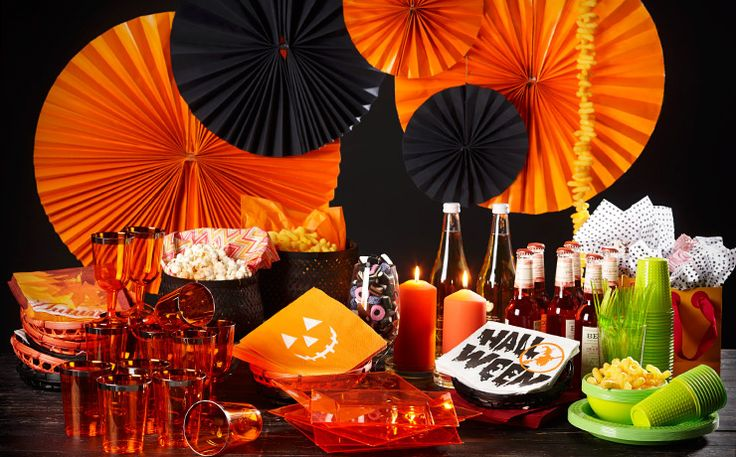 Create a spooky fun Halloween mood #goodfoodmood