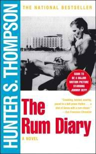 Begun in 1959 by a twenty-two-year-old Hunter S. Thompson, The Rum Diary is a brilliantly tangled love story of jealousy, treachery, and violent alcoholic lust in the Caribbean boomtown that was San Juan, Puerto Rico, in the late 1950s. The narrator, freelance journalist Paul Kemp, irresistibly drawn to a sexy, mysterious woman, is soon thrust into a world where corruption and get-rich-quick schemes rule and anything (including murder) is permissible.