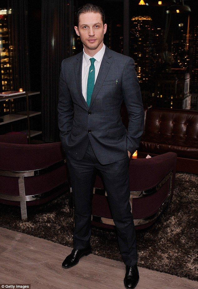 Tom Hardy Is Supported By Famous Pal Sting At Locke After