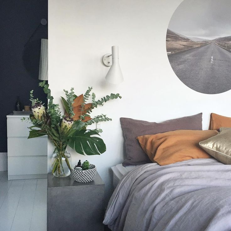 #mintsixdesign #autumnal #bedroom