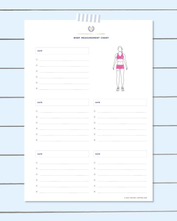 The 25+ best Body measurement chart ideas on Pinterest Weight - free chart