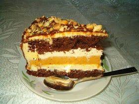 """Самые вкусные рецепты: Торт """"Сникерс"""""""