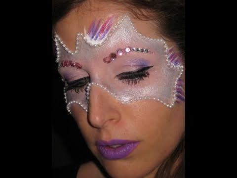 Clio Makeup Tutorial trucco Maschera