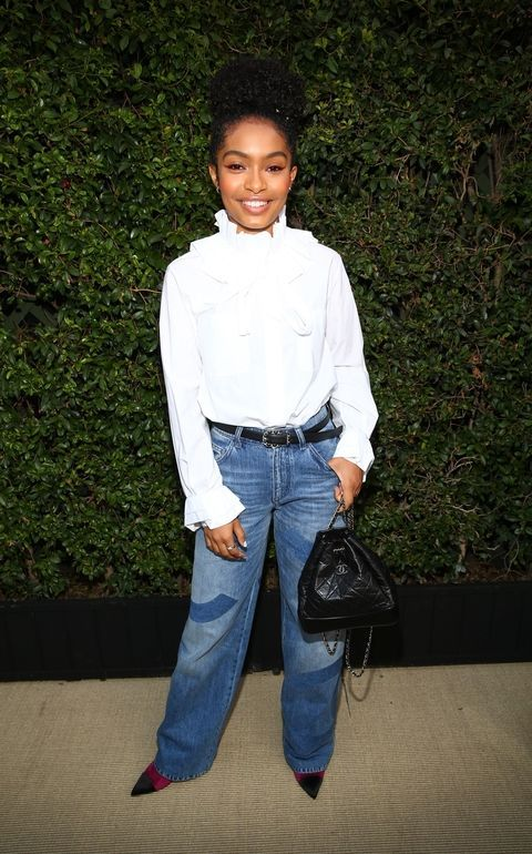 Chanel celebrates Luca Pica while Bally x Swizz Beatz hit NYC. See all the A-list attendees: Yara Shahidi.