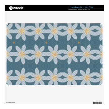 Nice white flower on blue background giving it a cool and trendy looks to decorative your product. You can also Customized it to get a more personally looks. #colorful #trendy #modern #decorative #abstract #abstract-pattern #stylish #flower #white-flower #blue-background #cool-flower