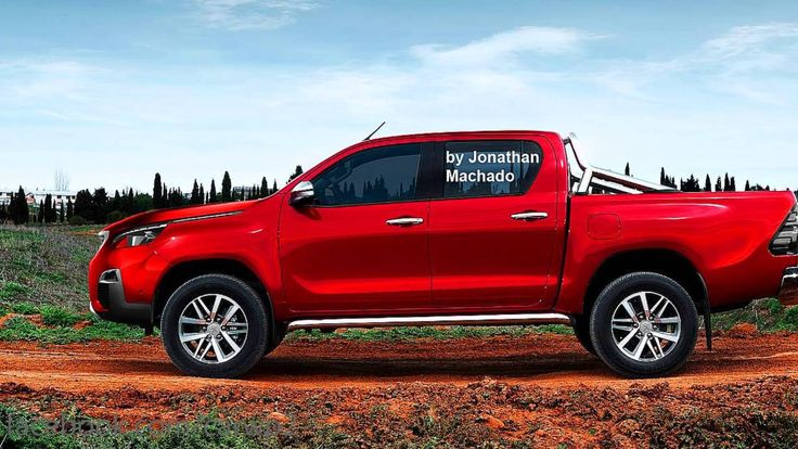 ... Peugeot Toyota Hilux Youtube 2018 Toyota Hilux 2018 Toyota Hilux