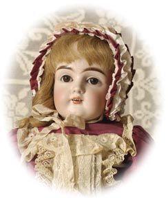 Antique Bisque Dolls