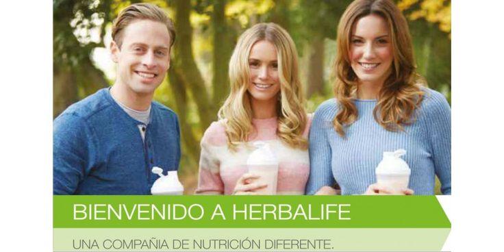 Bienvenidos a Herbalife