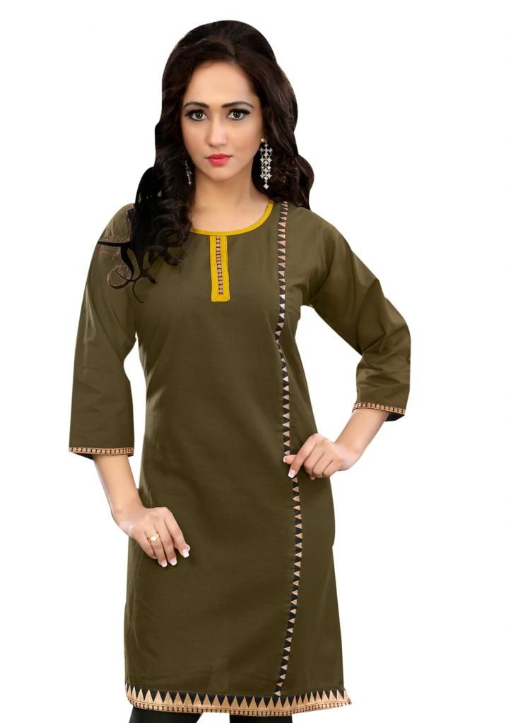 Multi colored ready made #kurtis only for 699/-. Cash on delivery.. Buy here: www.ethnicqueen.com/eq/kurtis