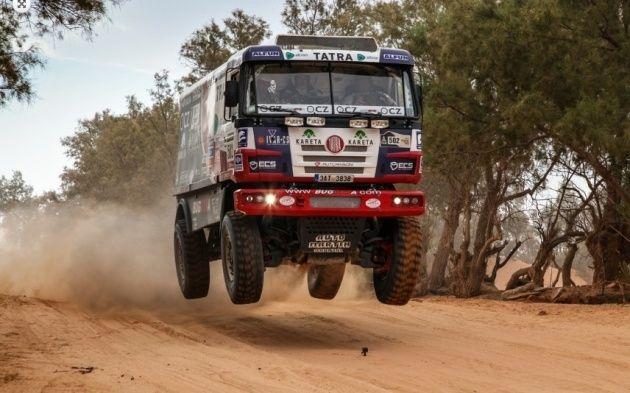 Martin Koloc opět na Rallye Dakar   LuxuryGURU
