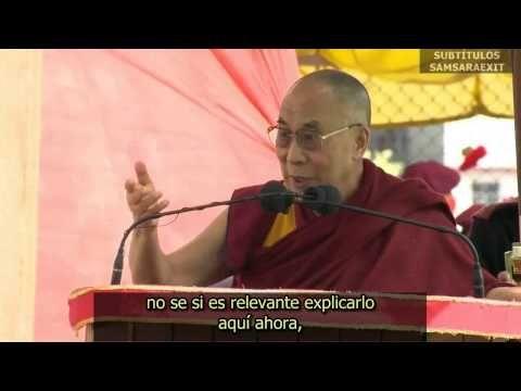 ▶ Dalai Lama El Significado de Om Mani Padme Hum - YouTube